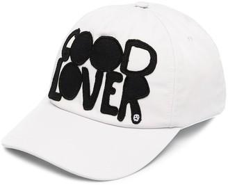 Valentino Good Lover embroidered baseball cap