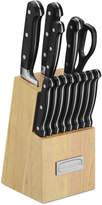 Cuisinart Advantage Forged Triple Rivet 14-Piece Cutlery Set