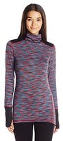 Cuddl Duds Women's Flexfit Long Sleeve Huddl up Top