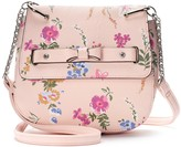 Candies Candie's® Bow Floral Saddle Bag