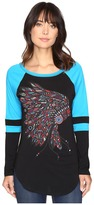 Rock and Roll Cowgirl Long Sleeve Tee 48T9195