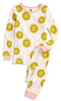 Tea Collection Toddler Girl's Bruadarach Fitted Two-Piece Pajamas