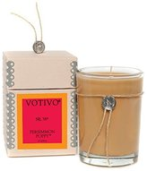 Votivo Aromatic Persimmon Poppy Scented Soy Wax Candle