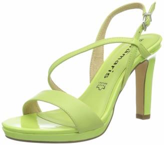 Tamaris Women's 1-1-28077-34 Heeled Sandal