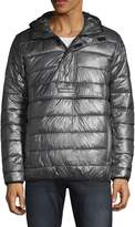 Members Only Mo Sport Packable Popover Jacket