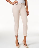 KUT from the Kloth Amy Blush Rose Wash Skinny Jeans