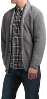 Tricots St Raphael Tricots St. Raphael Shawl-Collar Cardigan Sweater (For Men)