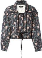Isabel Marant Packal jacket - women - Silk/Cotton - 36