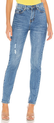superdown Ashley High Rise Jeans