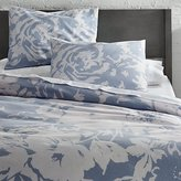 CB2 The Hill-Side giant floral print full/queen duvet cover