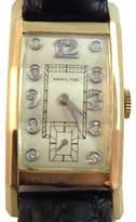 Hamilton Vintage Art Deco Diamond Dial
