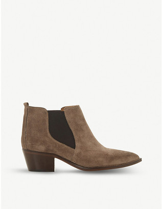 Dune Perbeck suede ankle boot