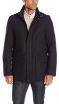 Dockers Wool Melton Two Pocket Full Length Duffle Coat