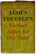 One Kings Lane Vintage Thurber's Further Fables of Our Time 1st