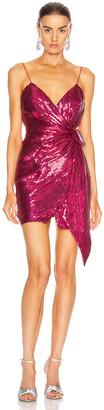 retrofete for FWRD Mary Dress in Fuchsia | FWRD