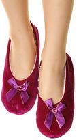 Angelina Fuchsia Glitter Non-Slip Slippers
