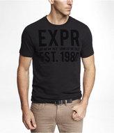 Express Slub Graphic Tee - Expr Multi Skin