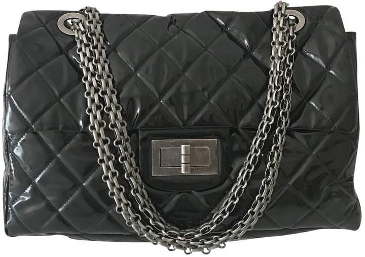 Chanel 2.55 Patent Leather Handbag