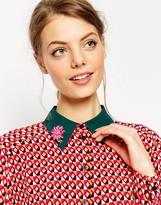 Asos Pretty Floral Brooch