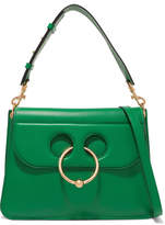 J.W.Anderson Pierce Medium Leather Shoulder Bag - Green