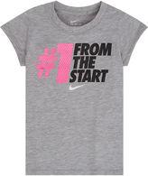 Nike Girls Graphic T-Shirt-Preschool