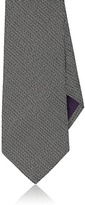 Ralph Lauren Purple Label MEN'S SILK BASKET-WEAVE NECKTIE
