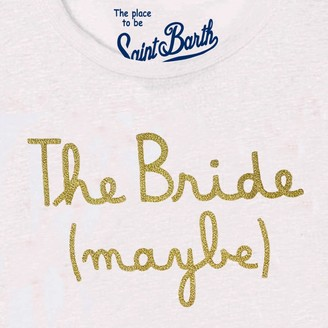 MC2 Saint Barth The Bride (maybe) Embroidered T-shirt
