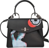Proenza Schouler Small Hava printed leather Top Handle