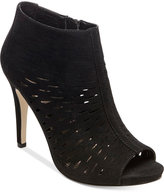 Madden-Girl Rockella Perforated Dress Booties
