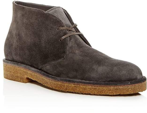 Vince Men's Crofton Suede Chukka Boots