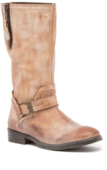 ROAN Token Leather Tall Boot