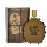 Diesel Fuel for Life Men Eau De toilette Spray, 2.5-Ounce