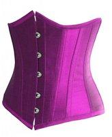 GoFahion2014 Colorfulexy Vintageatin Underbut Coret Butier Top Body Bridal Wapie,Wait Cincher