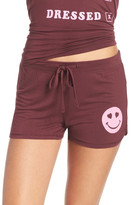 Junk Food Clothing Smiley Face Jersey Lounge Short