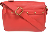JCPenney Great American Leatherworks Leather East/West Crossbody Bag