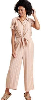 Toad&Co Taj Short-Sleeve Shirt Jumpsuit - Women's