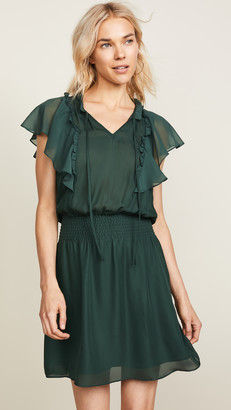 Parker Remington Combo Dress