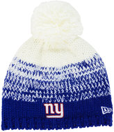 New Era Women's New York Giants Polar Dust Knit Hat
