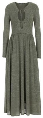 ALEXACHUNG Long dress