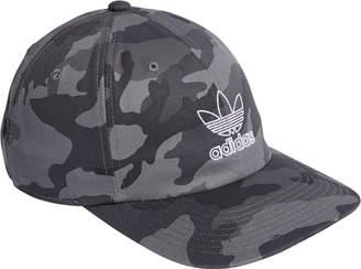 adidas Unstructured Trefoil Adjustable Back Hat