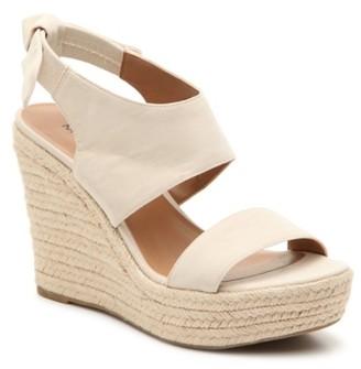 Moda Spana Unes Espadrille Wedge Sandal