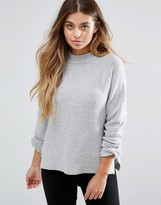Lee High Neck Sweater