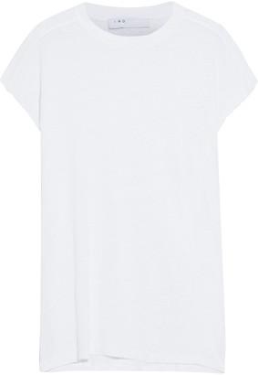 IRO Coburn Slub Linen-jersey T-shirt