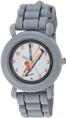 Disney Kids' WDS000562 The Incredibles 2 Analog Display Analog Quartz Grey Watch