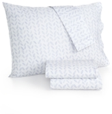 Bluebellgray 230 Thread Count Cotton Printed Sheet Sets