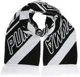 Puma FAN Scarf black/yellow