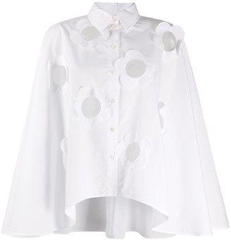 Viktor & Rolf So Many Daisies trapeze shirt