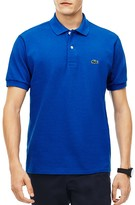 Lacoste Classic Cotton Piqué Regular Fit Polo Shirt