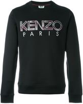 Kenzo Paris sweatshirt - men - Cotton/Polyester - S