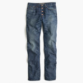 J.Crew Point Sur Carrie selvedge jean in Grand wash